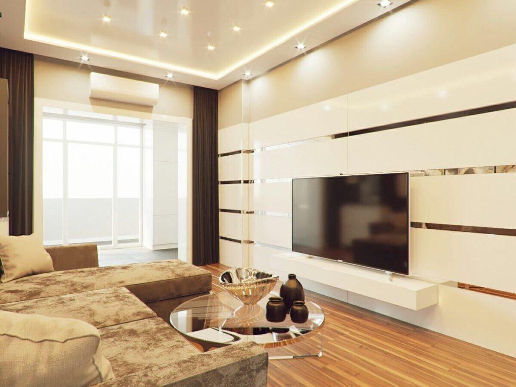 Ремонт четырехкомнатной квартиры в Калининграде